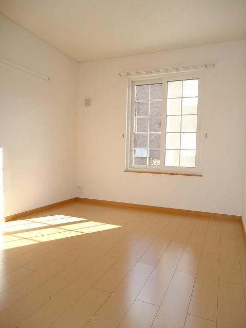 ジュネス矢田Ⅰ 101号室のベッドルーム