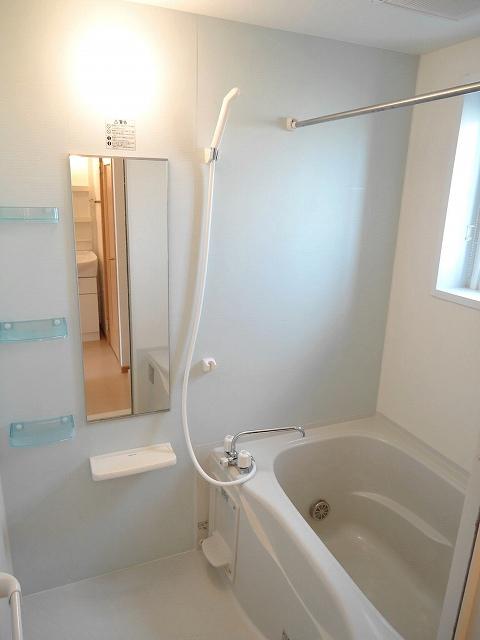 ジュネス矢田Ⅰ 101号室の風呂