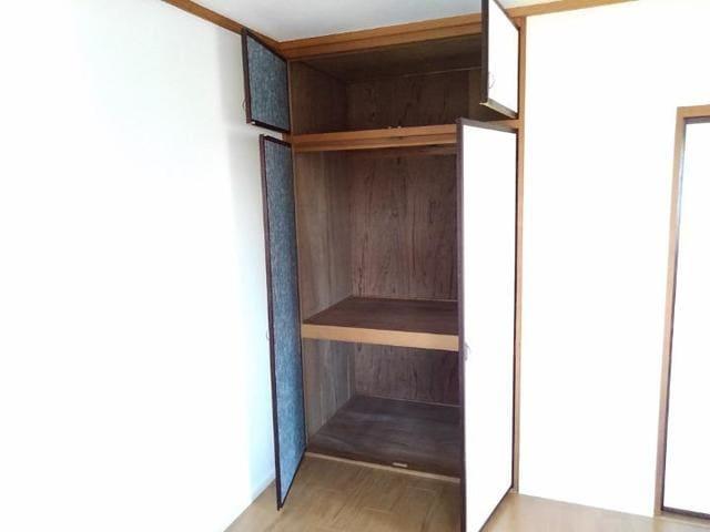 エステートKU 201号室の収納