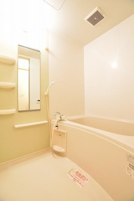 コータ・コートE 02020号室の風呂