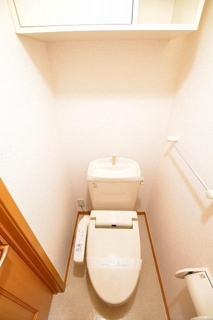 コータ・コートE 02020号室のトイレ