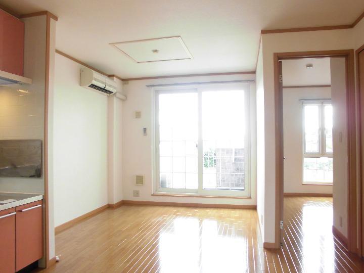 コンステラシオン 02030号室のリビング