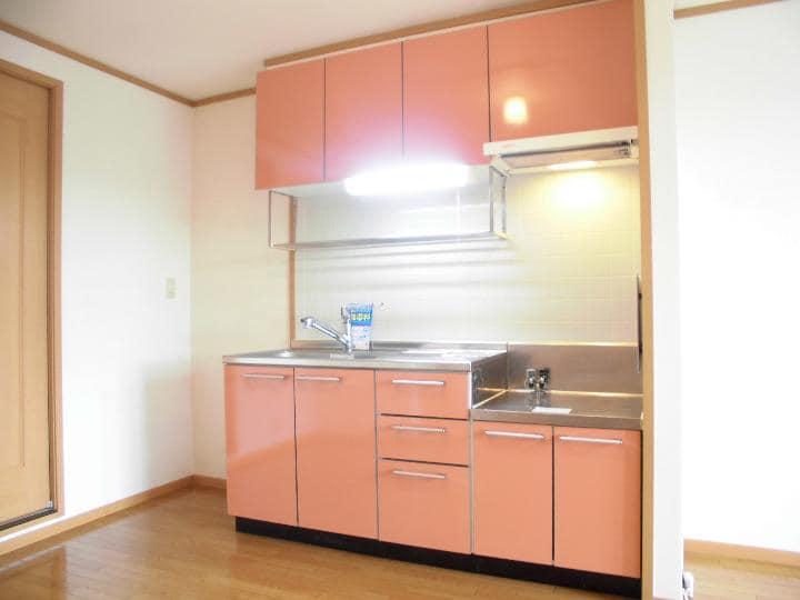 コンステラシオン 02030号室のキッチン