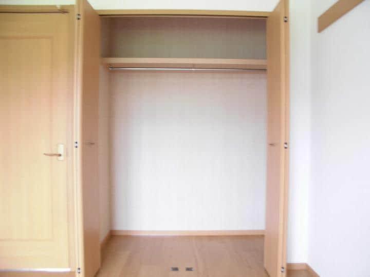コンステラシオン 02030号室の収納