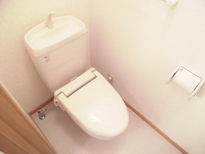 コンステラシオン 02030号室のトイレ