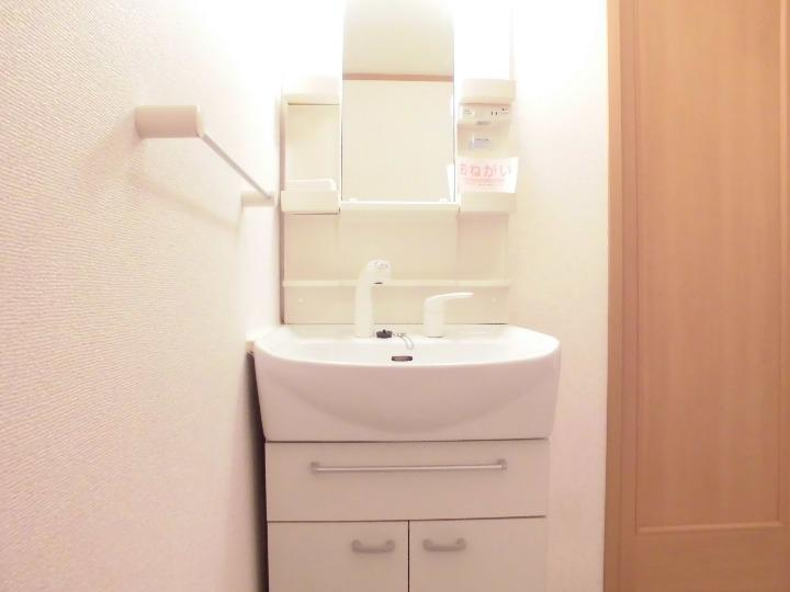 コンステラシオン 02030号室の洗面所