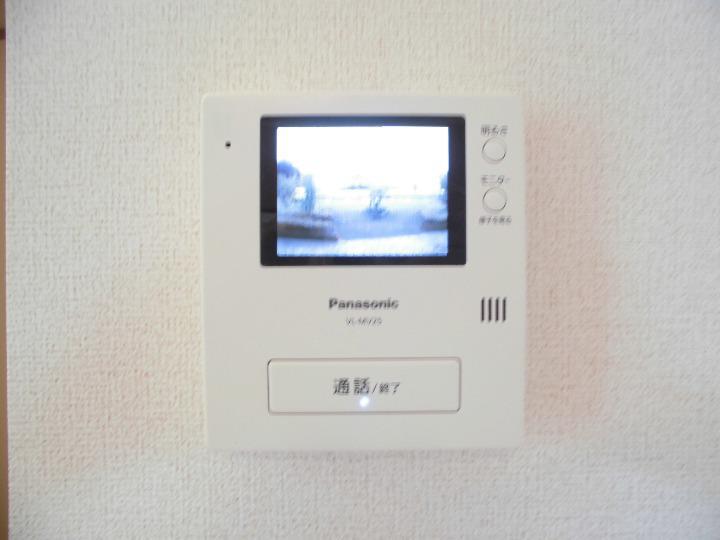 コンステラシオン 02030号室のセキュリティ