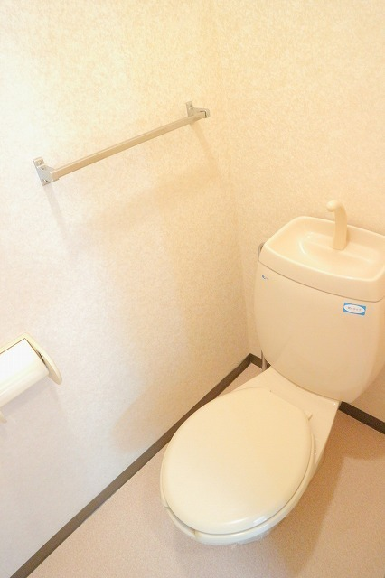 ロッジ・カントリー 02030号室のトイレ
