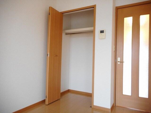 ラフレシールKM 01020号室のベッドルーム