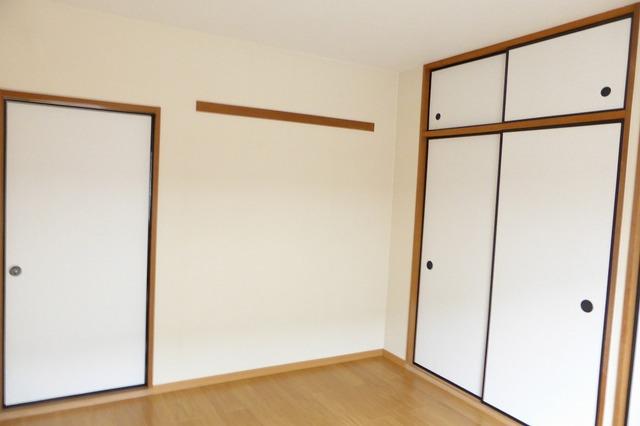 アクティブ田沢Ⅰ 01020号室の収納