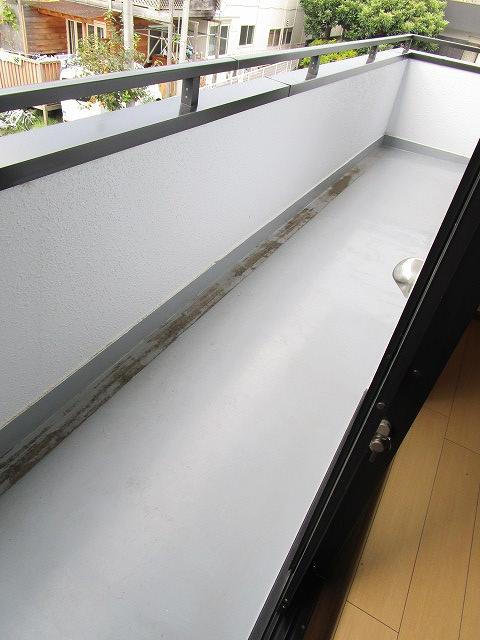 マーヴェラス湘南 02040号室のバルコニー