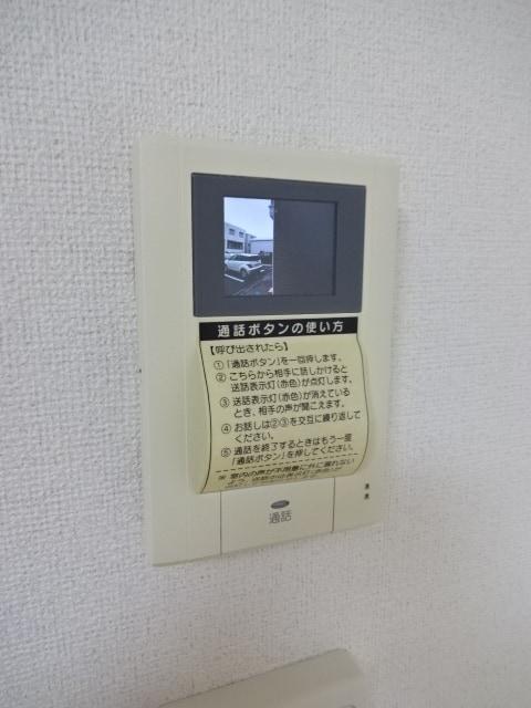 アイリス柿本B 205号室のセキュリティ