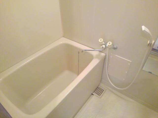 ロイヤルエステート神明A 01020号室の風呂