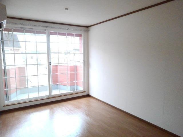 ビュー・グランテ21 B 02010号室の玄関