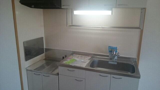 アルコ・イ-リス 02010号室のキッチン