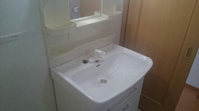 アルコ・イ-リス 02010号室の洗面所