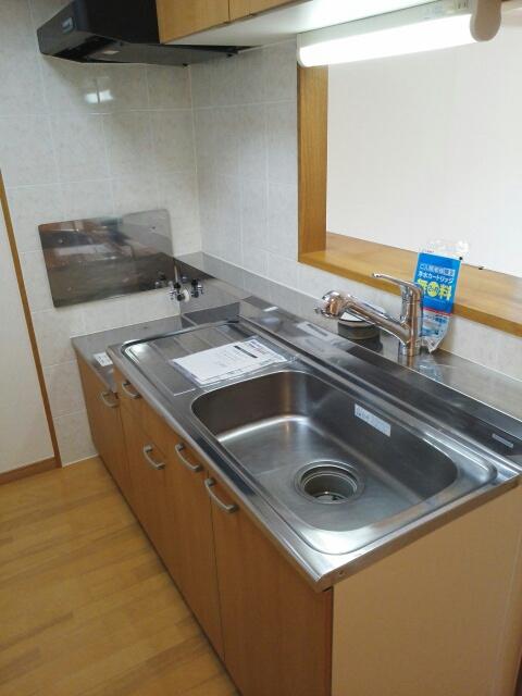 クール グラン ヒガ 101号室のキッチン