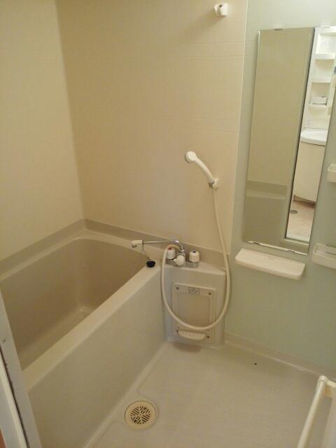 クール グラン ヒガ 101号室の風呂