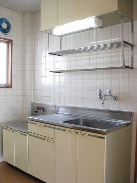 アメニティ大山A 102号室のキッチン