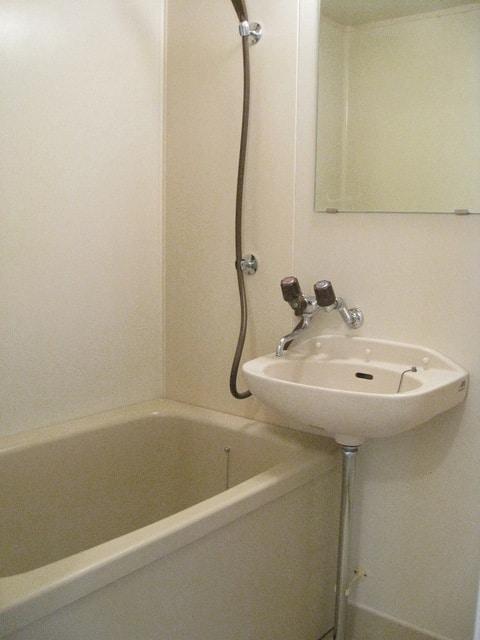 アメニティ大山A 102号室の風呂