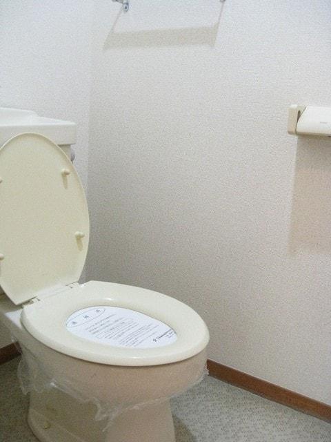 アメニティ大山A 102号室のトイレ