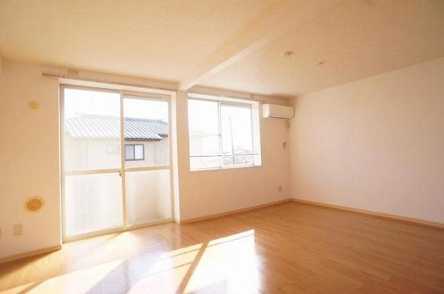 my・homeⅡ 02020号室のリビング