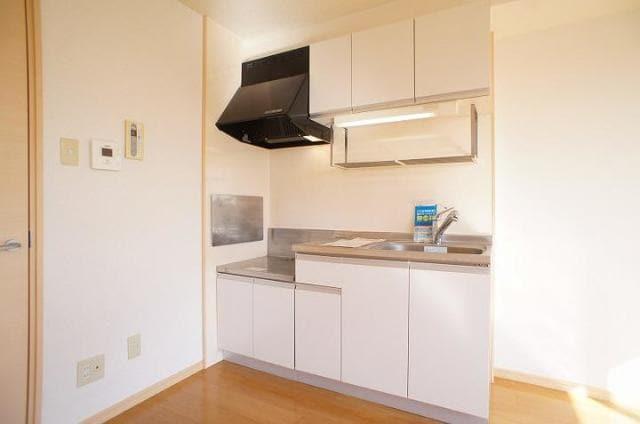 my・homeⅡ 02020号室のキッチン