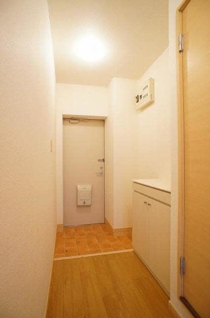 my・homeⅡ 02020号室のベッドルーム