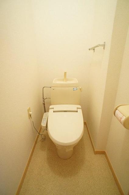 my・homeⅡ 02020号室のトイレ
