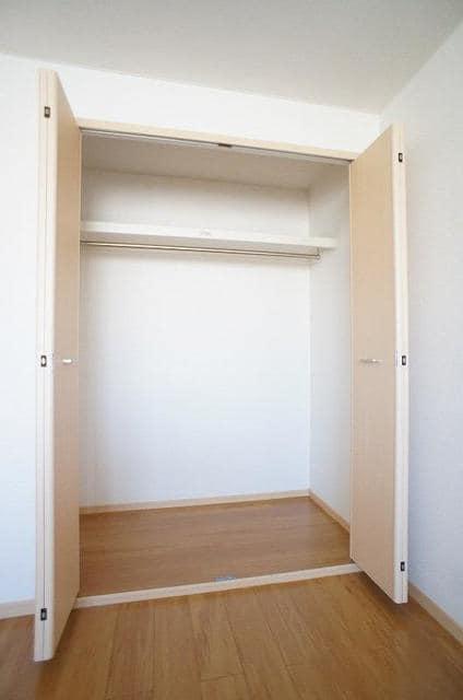 my・homeⅡ 02020号室の収納