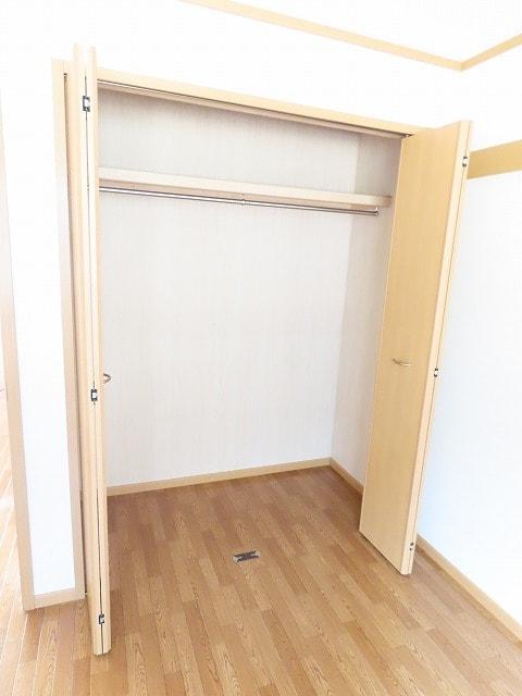 リビエラ B 02020号室の収納