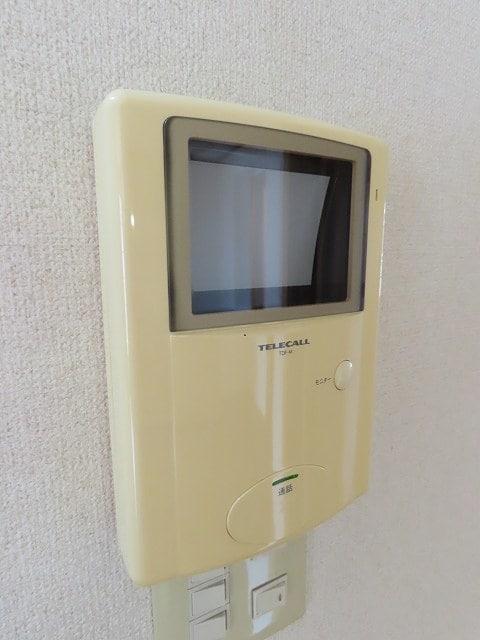 リビエラ B 02020号室のセキュリティ