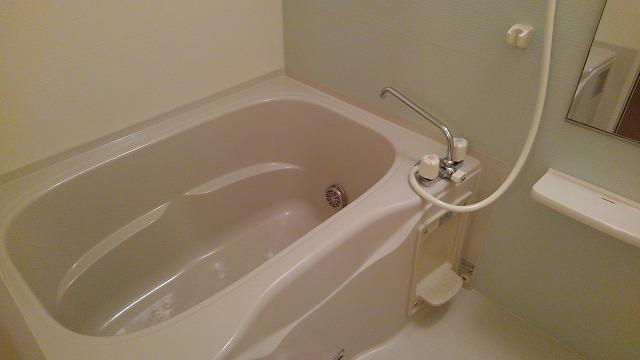 ブランクレール 201号室の風呂