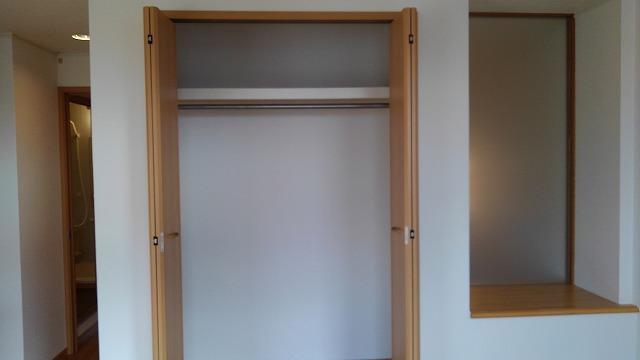 ブランクレール 201号室の収納