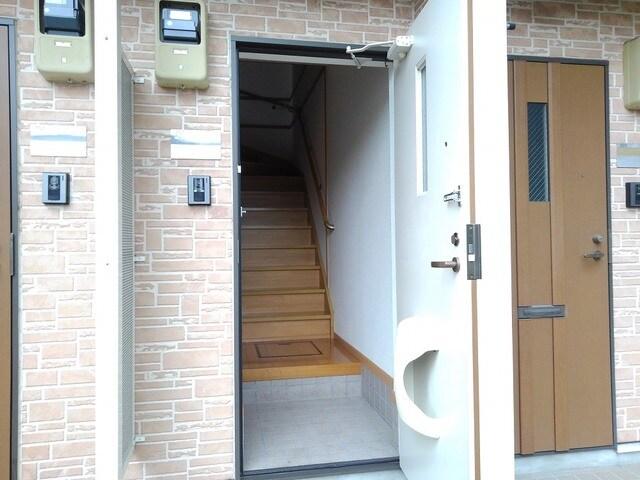 グランシャリオ 02010号室の玄関