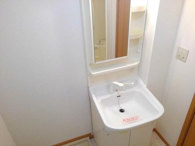 グランシャリオ 02010号室の洗面所
