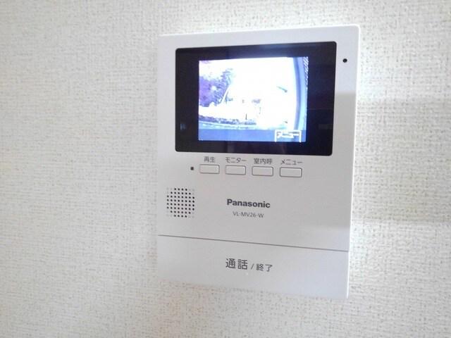 グランシャリオ 02010号室のセキュリティ