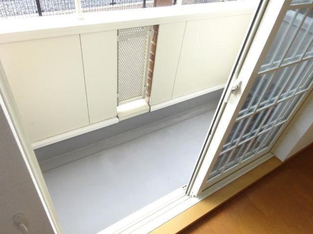 エピナール 01030号室のバルコニー