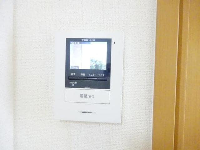 エピナール 01030号室のセキュリティ