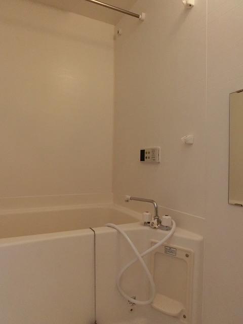 パルテールN 02030号室の風呂