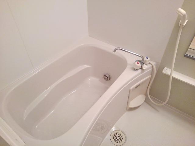 ソラボレD 02020号室の風呂