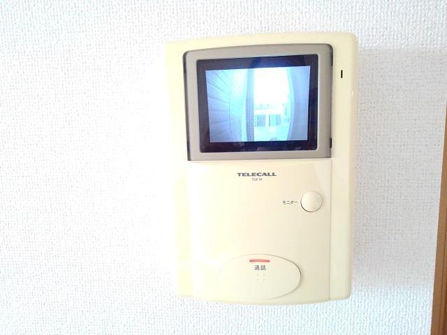 ソラボレD 02020号室のセキュリティ