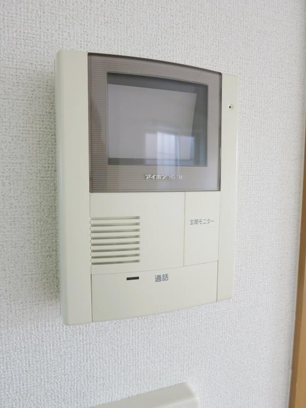 ファインA 101号室の設備