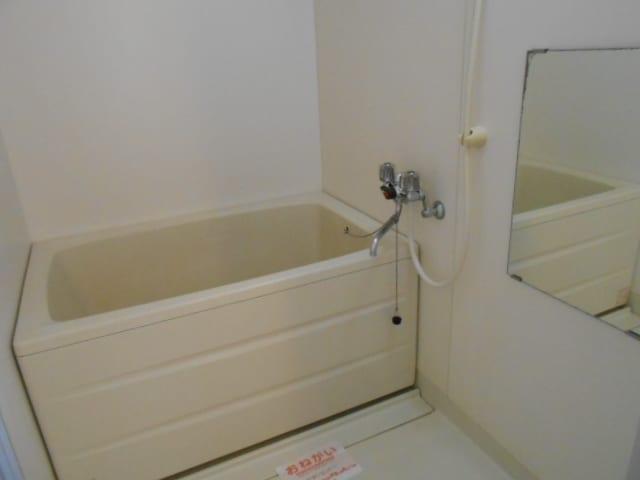 パルネット旭ケ丘 02010号室の風呂
