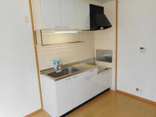 プレッソ前野 Ⅰ 02040号室のキッチン