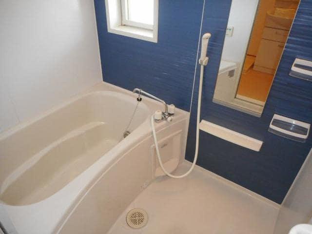 プレッソ前野 Ⅰ 02040号室の風呂