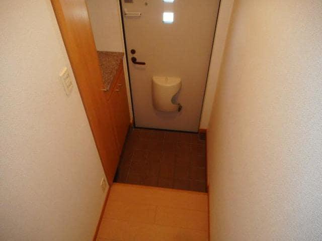 プレッソ前野 Ⅰ 02040号室の玄関