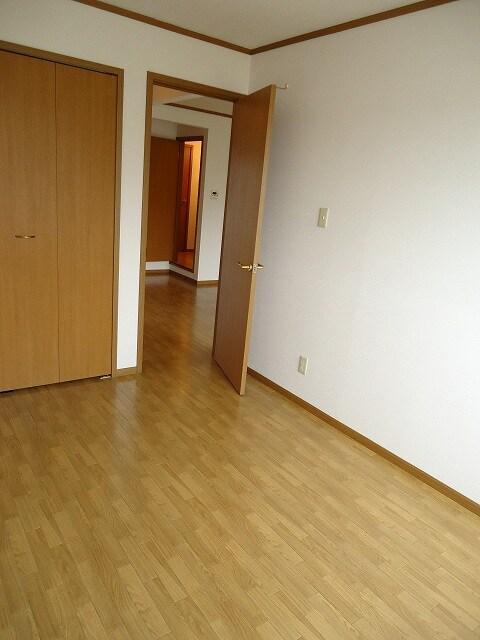ネオメイト21 B 202号室のベッドルーム