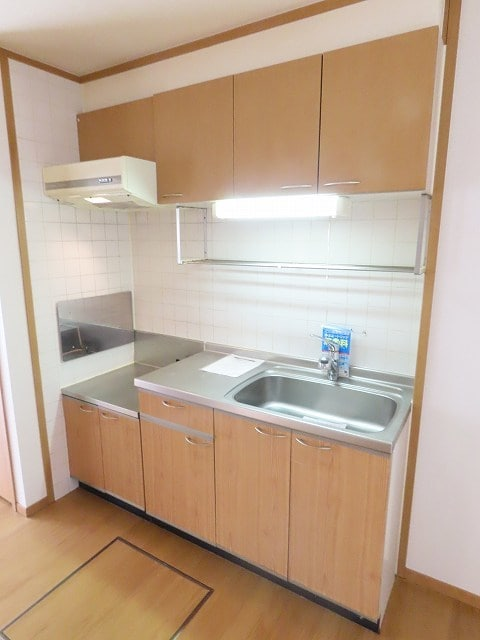 エテルノ I 01010号室のキッチン