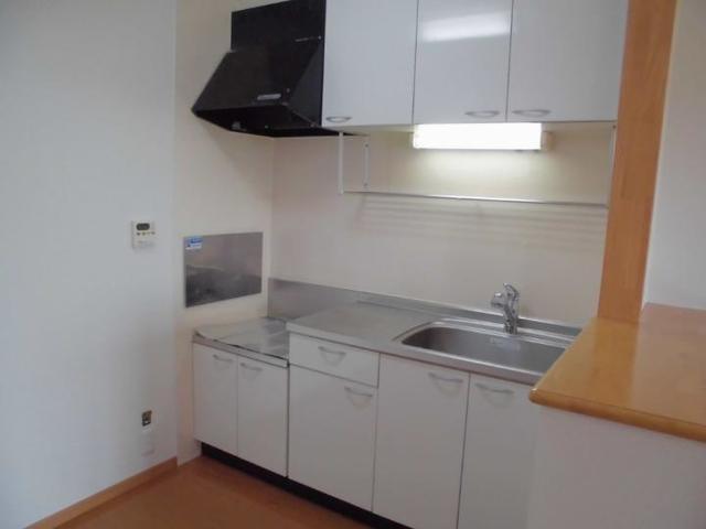 アンジュ 02020号室のキッチン